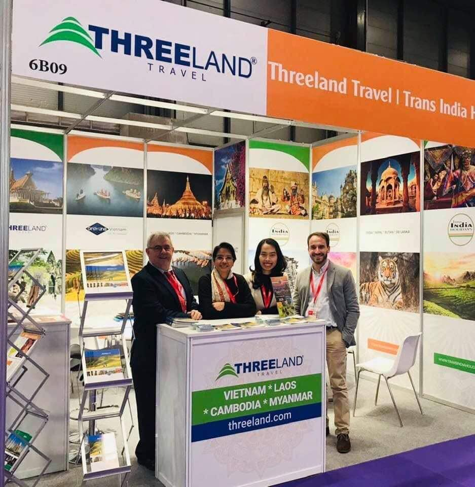 Meet Threeland Travel at FITUR