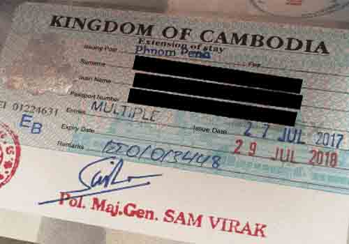 cambodia multiple visa