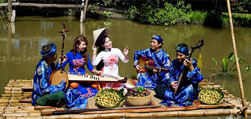 Southern Amateur Music - The treasure of the Mekong Delta