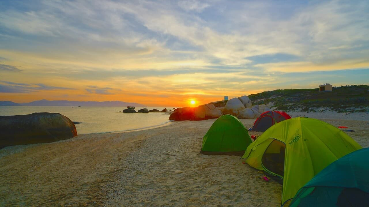 The Ultimate Guide to Visit Cham Islands (Cu Lao Cham) - Camping on Cham Island