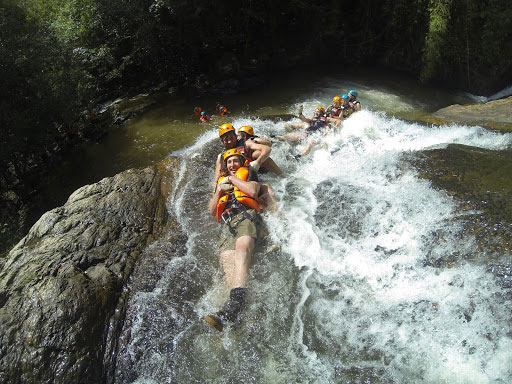 Rafting and Canyoning Excursion