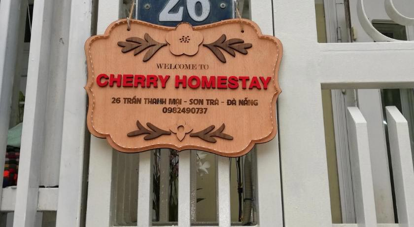 The location of Cherry Homestay