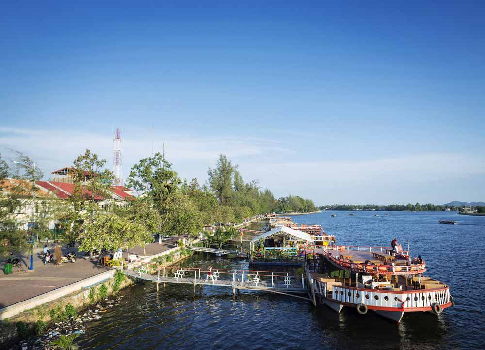 Lose yourself in the tranquil of Kampot