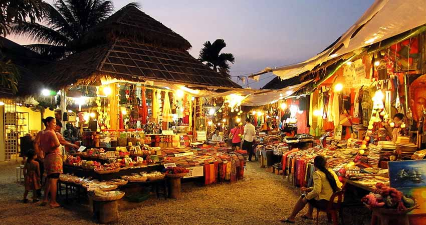 Image result for night market""