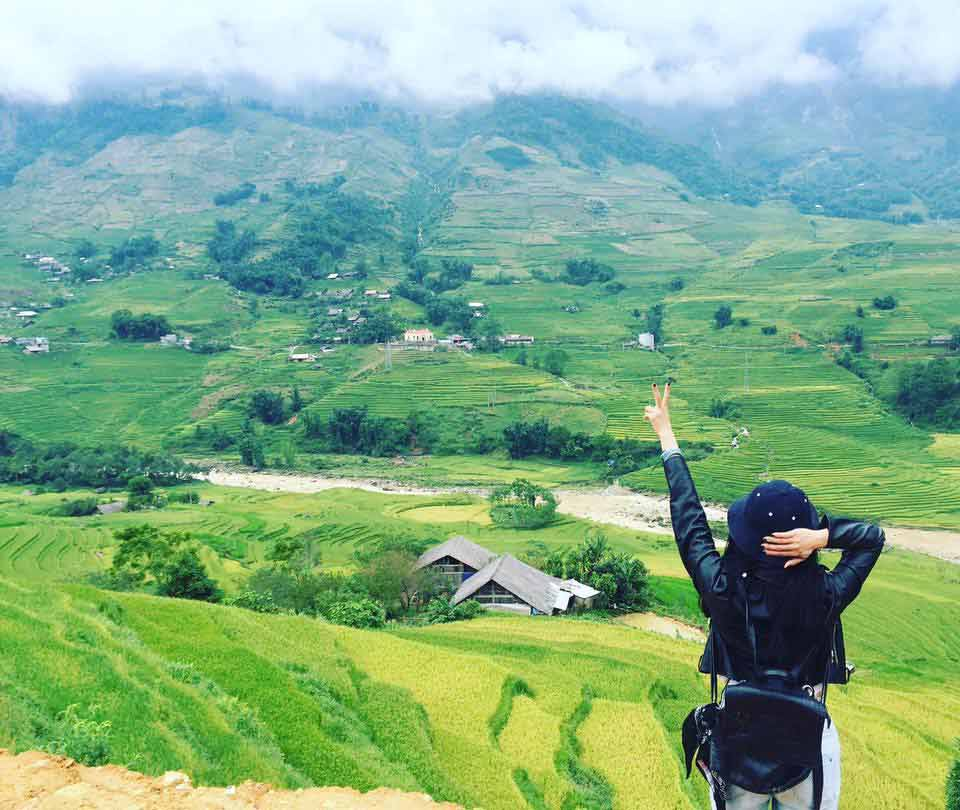 Take a deep breath of fresh air in Sapa