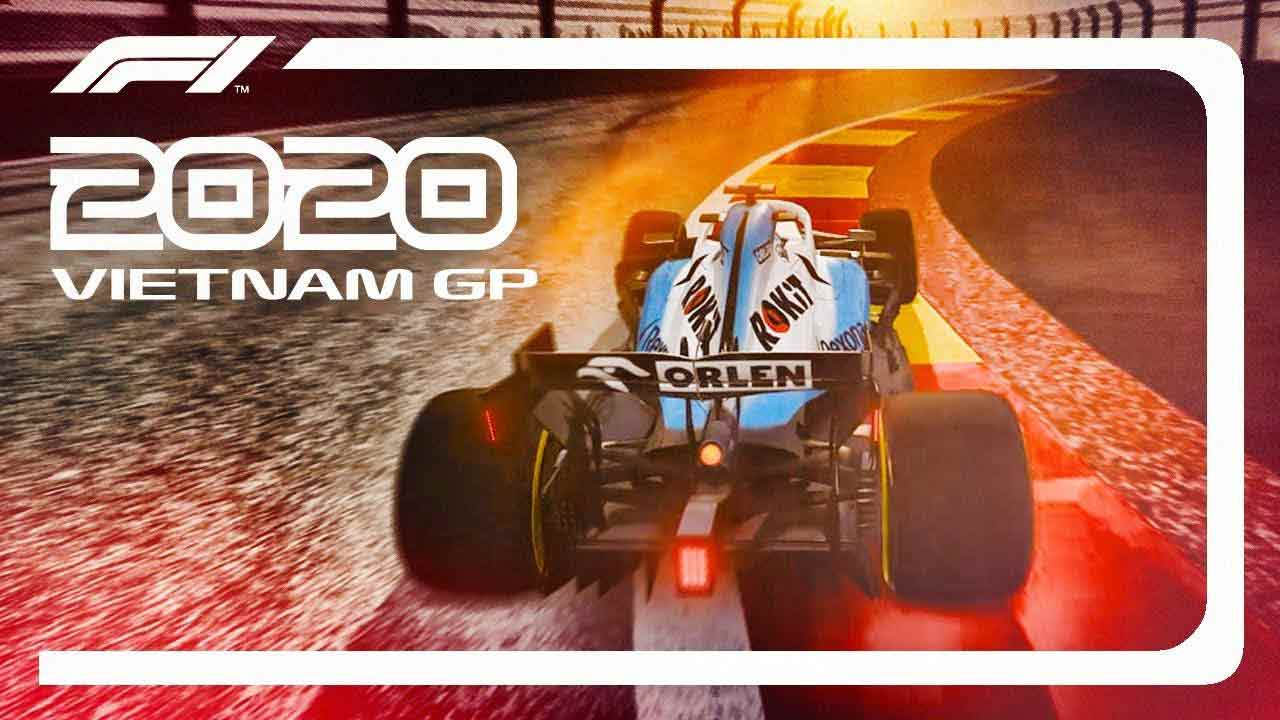 Let's get started with Vietnam Grand Prix 2020