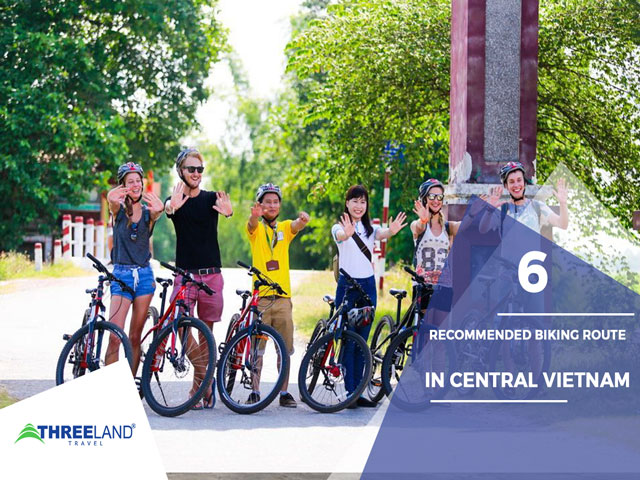 Cycling Vietnam: The 6 Recommended Biking Routes in Central Part