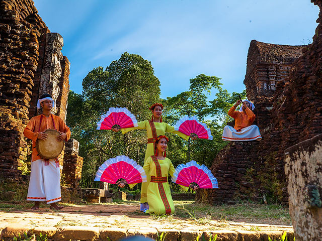 Discover Ancient My Son Sanctuary through Vietnam and Cambodia Tours