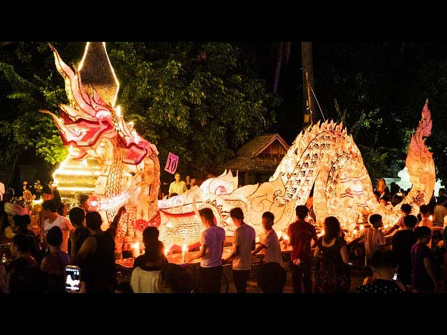 Laos Festivals in April 2019 and 2020