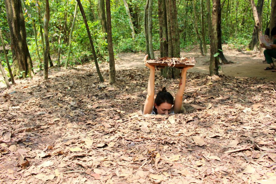 Guide to the historic Cu Chi Tunnel from Ho Chi Minh City