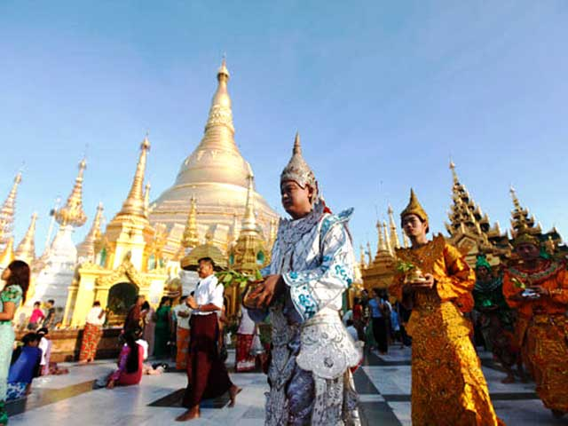 Myanmar Festivals in March