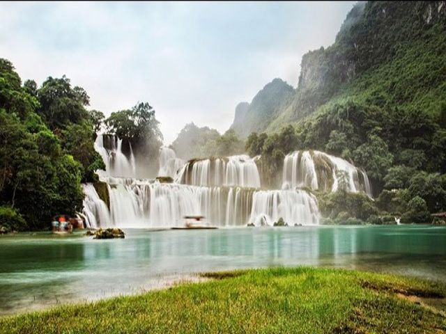 Vietnam's 2nd UNESCO-recognized Global Geopark I Non nuoc Cao Bang
