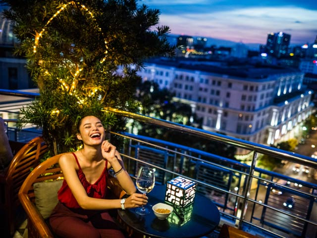 Top 7 amusement places for nightlife in Ho Chi Minh City