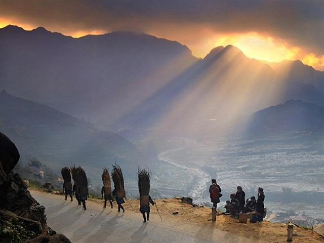Sapa weather - Time for best Sa Pa tours in Vietnam