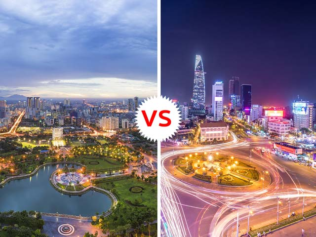 Hanoi vs Ho Chi Minh City (Saigon): guideline to finalize your decision