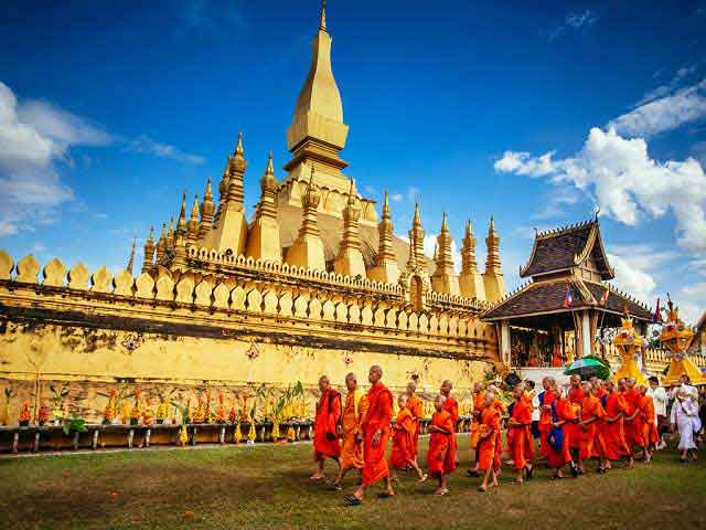Things not to miss at Pha That Luang Festival