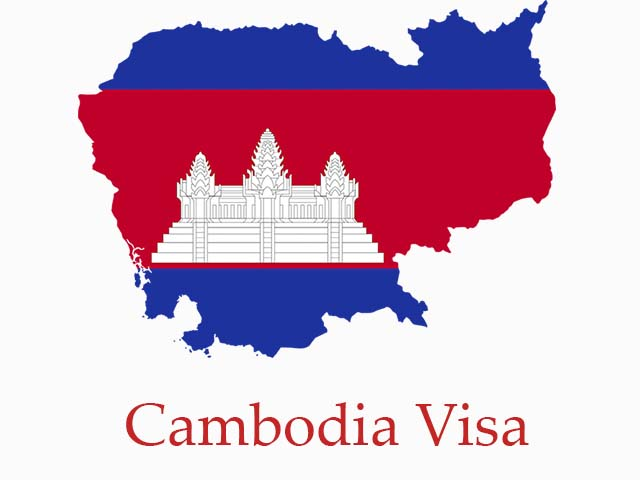 Update guide to obtaining a Cambodia visa