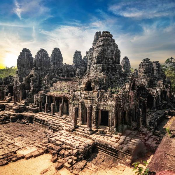 SIEM REAP AND ANGKOR