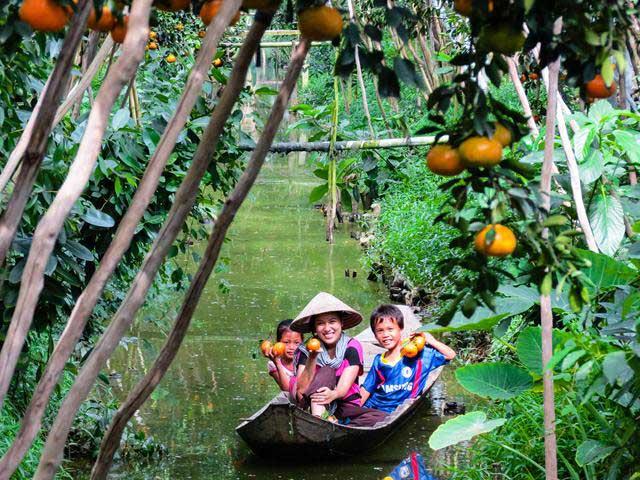Saigon - Cu Chi Tunnels - Mekong Delta - Can Tho 5 Days
