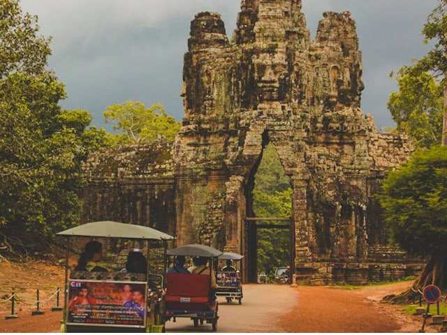 Full Day Tour In Angkor Complex