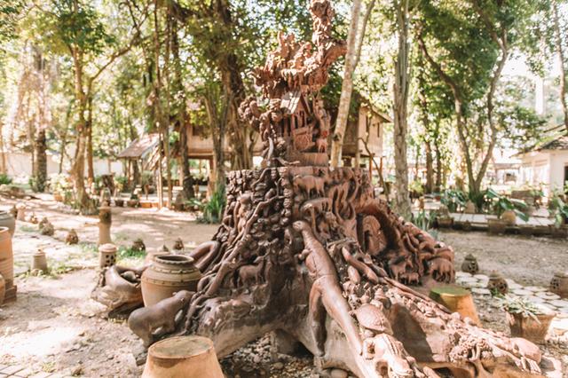 Inside Laos
