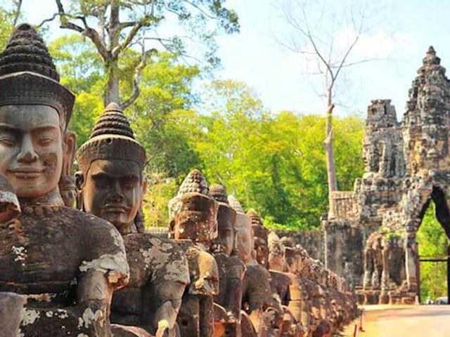 Cambodia - Vietnam Connection