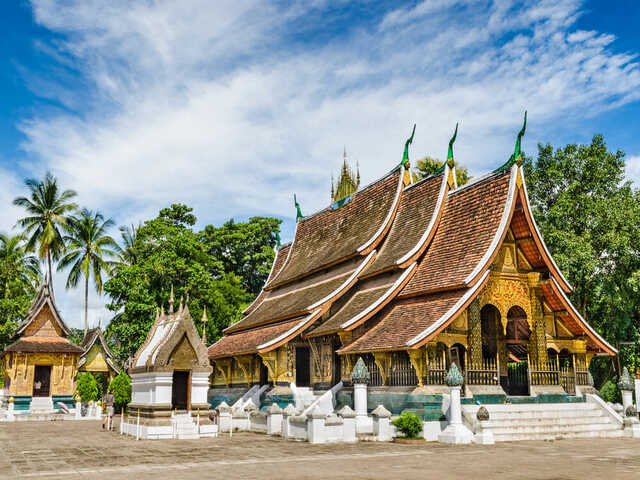 HIGHLIGHT OF LUANG PRABANG AND VIENTIANE