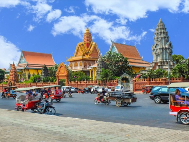 Phnom Penh - Siemreap Combination
