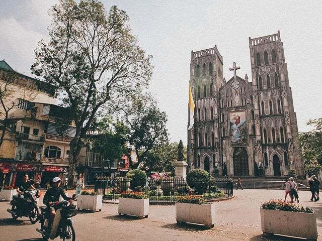 Half Day City Tour In Hanoi
