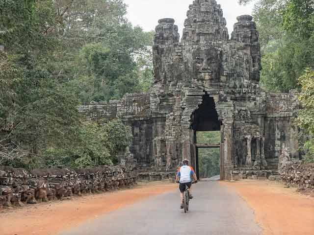OVERALL VIETNAM AND CAMBODIA BIKING