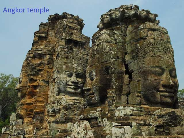 DISCOVER ANGKOR TEMPLES