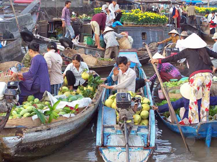 Vietnam and Cambodia tours (daily departure)