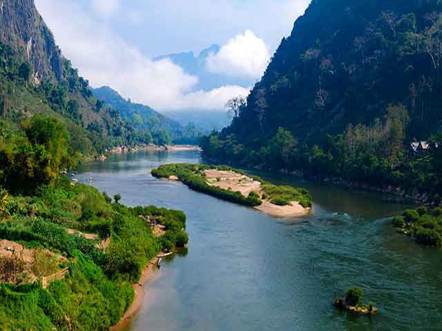Northern Laos Expedition
