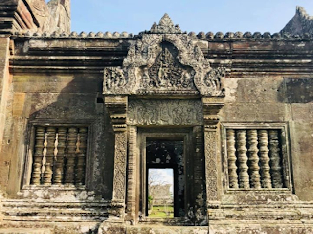 Angkor And Preah Vihear