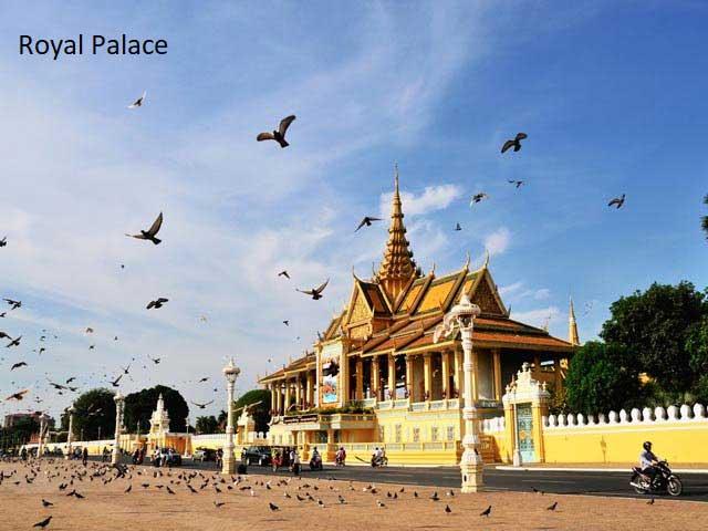 EXPLORE SIEM REAP AND PHNOM PENH