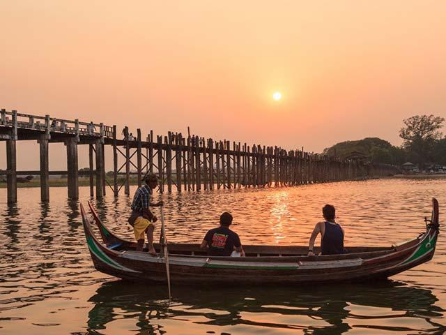 Overall Majestic Myanmar