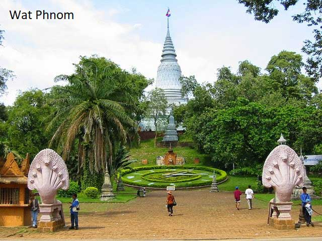 A GLIMPSE OF PHNOM PENH