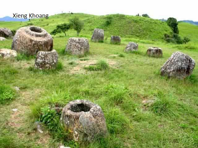ONE DAY VISIT PLAIN OF JARS IN XIENG KHUANG