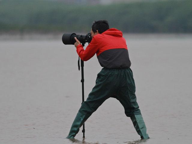 Xuan Thuy Bird Watching