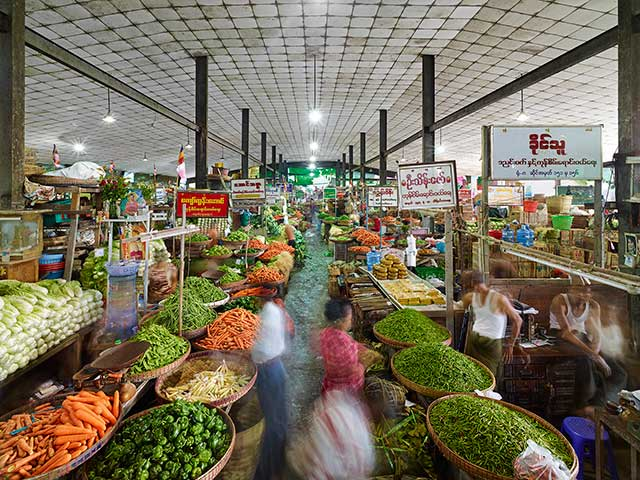 YANGON CITY TOUR AND SHOPPING