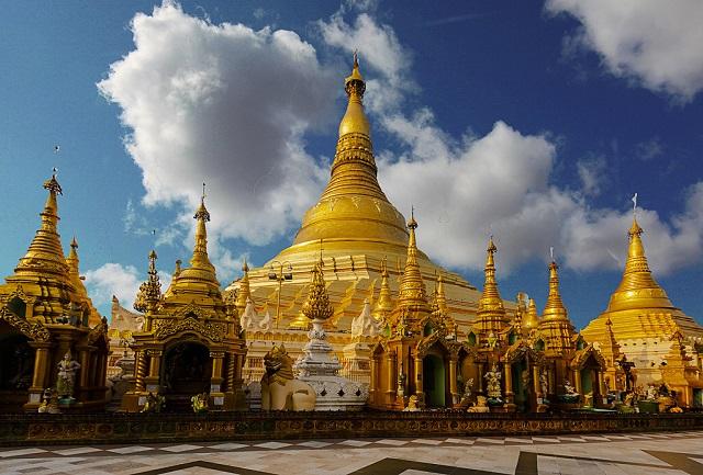 Splendid Myanmar