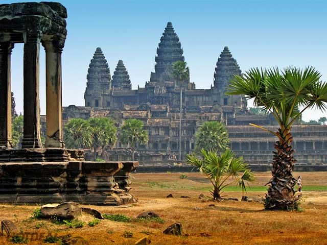 Cambodia Stopover