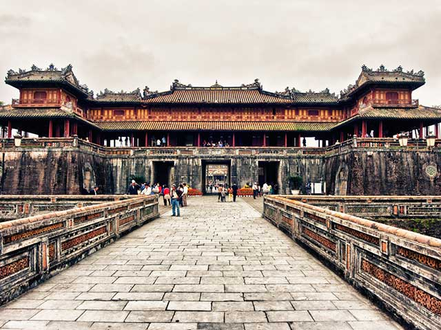 Discover Royal City In Hue