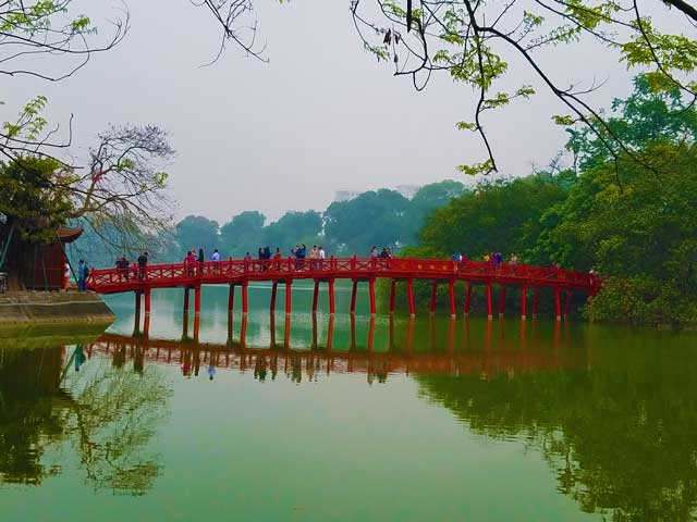 HANOI - HALONG COMBINATION 4 DAYS