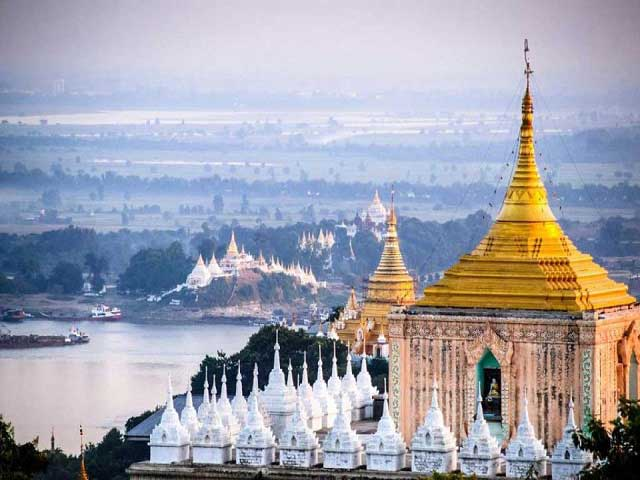 MYANMAR DISCOVERING