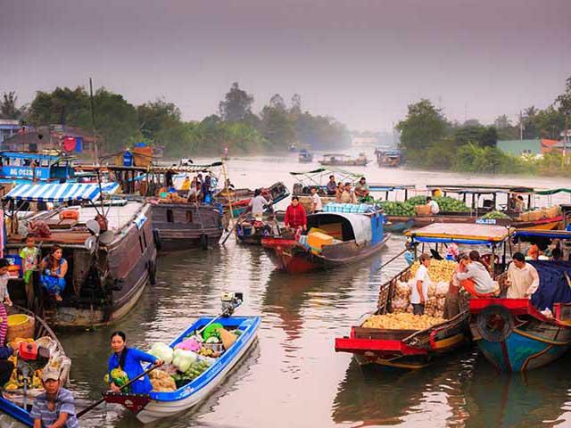 Mekong Delta 3 Days 2 Nights Tour