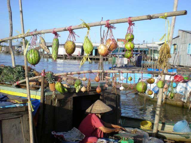 Mekong cycling