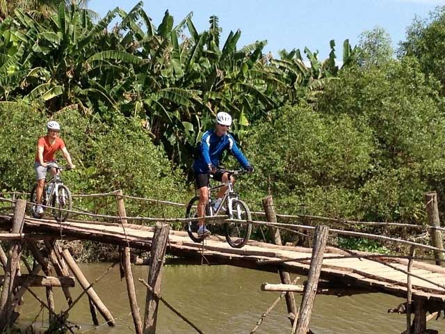 Vietnam cycling holiday