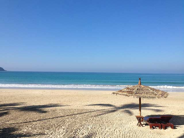 Ngapali Beach Relaxation 4 days