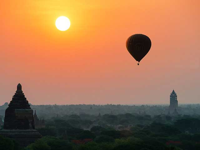 Myanmar Real Holiday